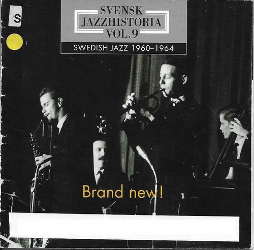 VA – Svensk Jazzhistoria Vol.1-10, 1899-1969