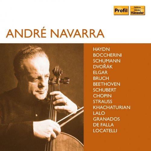 آندره ناوارا – اجراهای سلو از برترین آثار هنرمندان (Andre Navarra)