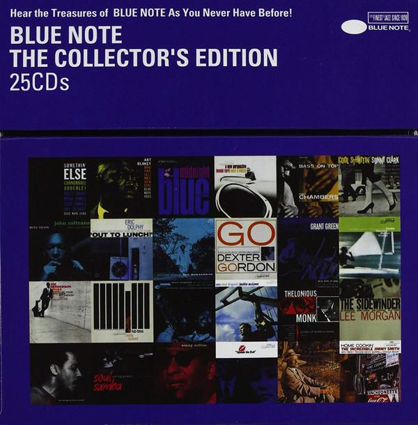 VA – Blue Note The Collectors Edition (25 CD) – 2010