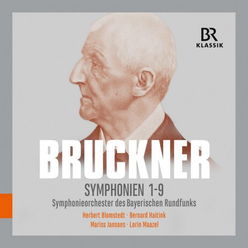 Bavarian Radio Symphony Orchestra – Bruckner Symphonies Nos. 1-9 (Live) (2019)