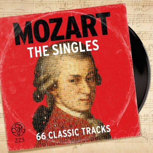 VA – Mozart The Singles – 66 Classic Tracks (2016)