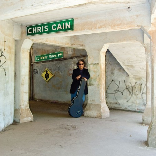 فول آلبوم کریس کین (Chris Cain)