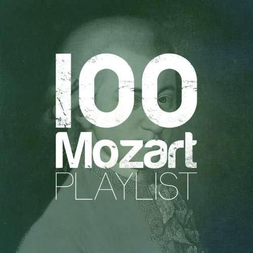 VA – 100 Mozart Playlist (2014)