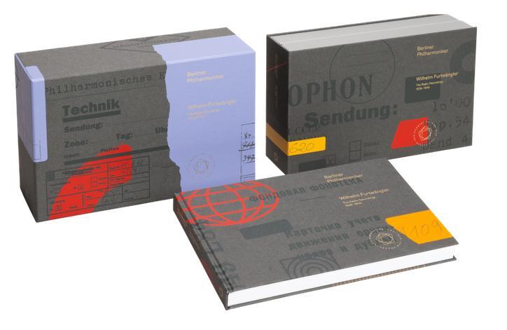 Wilhelm Furtwangler The Radio Recordings 1939-1945 (2019) [22CD Box Set]
