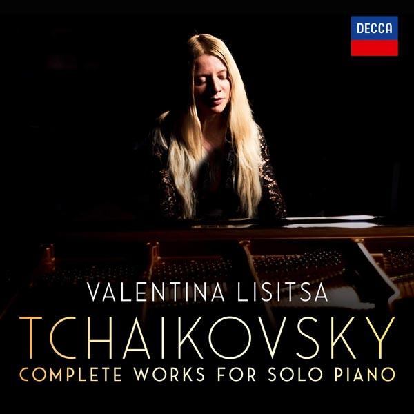 Tchaikovsky – The Complete Solo Piano Works – Valentina Lisitsa 10CDs