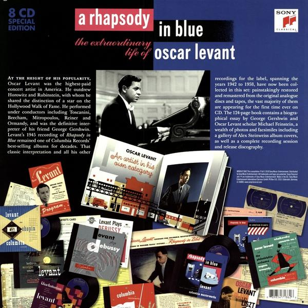 A Rhapsody In Blue – The Extraordinary Life Of Oscar Levant
