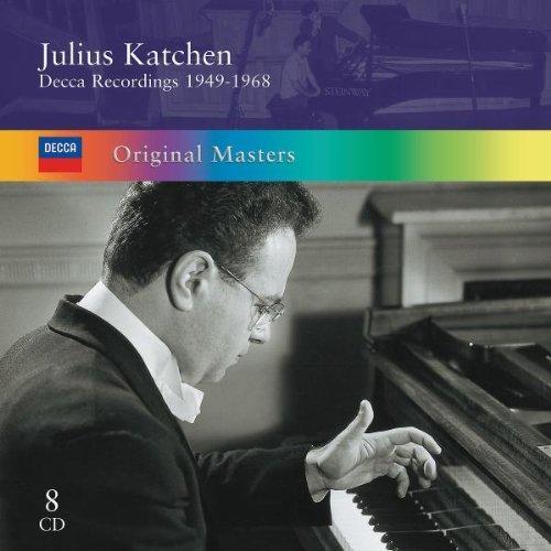 Julius Katchen – Decca Recordings 1949-1968