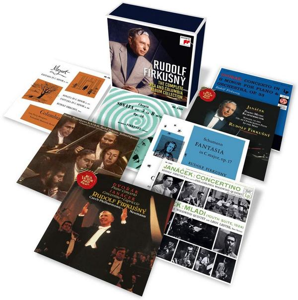 Rudolf Firkusny – The Complete Rca and Columbia Album Collection