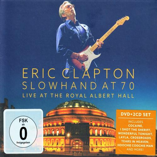 فول آلبوم اریک کلپتون (Eric Clapton)