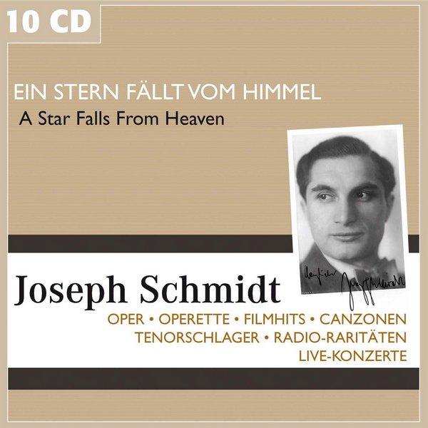 Joseph Schmidt – A Star Falls From Heaven – Box Set 10CDs (2011)