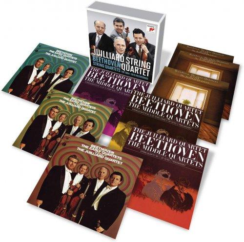 Juilliard String Quartet – The Beethoven Quartets 1964 – 1970 (Remastered) (2020)
