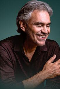 فول آلبوم آندریا بوچلی (Andrea Bocelli)