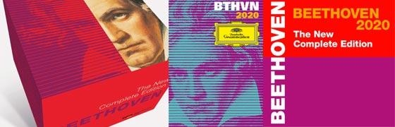 مجموعه موسیقی کلاسیک BTHVN 2020 – نسخه جدیدی از کامل ترین آثار لودویگ فان بتهوون