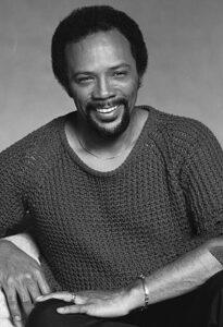 فول آلبوم کوئینسی جونز (Quincy Jones)