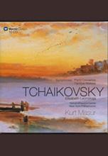 چایکوفسکی : ارکستر سمفونیکها، کنسرتو پیانوها، والتزهای مشهور (Tchaikovsky)