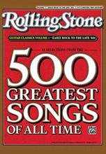 500 آهنگ برتر تمام دوران از دیدگاه مجله رولینگ استون (Rolling Stone Magazines)