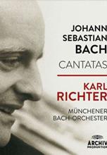 75 کانتاتا باخ به رهبری کارل ریختر (Karl Richter)