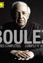 مجموعه آثار کامل پیر بولز (Pierre Boulez)