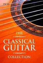 مجموعه گیتار کلاسیک از شرکت بریلینت کلاسیک (The Classical Guitar Collection)