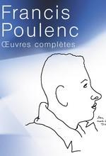 مجموعه کامل آثار فرانسیس پولنک (Francis Poulenc)