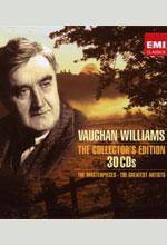 مجموعه آثار وان ویلیامز – نسخه کلکتور (Vaughan Williams)