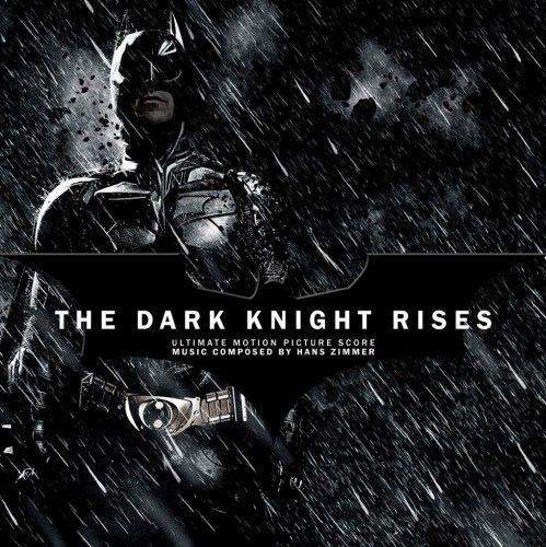 آلبوم موسیقی فیلم The Dark Knight Rises اثری از Hans Zimmer