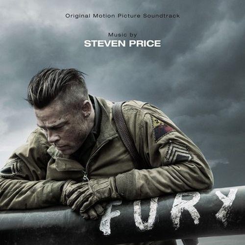 آلبوم موسیقی فیلم Fury اثری از Steven Price