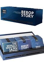 مجموعهی دایره المعارف موسیقی جاز بخش چهارم : بیباپ استوری (Bebop Story)