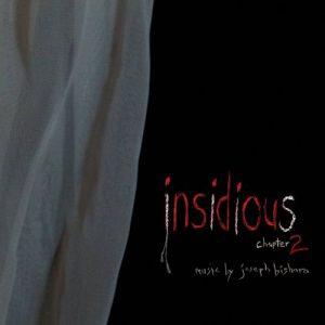 آلبوم موسیقی فیلم Insidious Chapter 2 اثری از Joseph Bishara