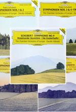 کلودیو آبادو – سمفونی های شوبرت (Claudio Abbado)