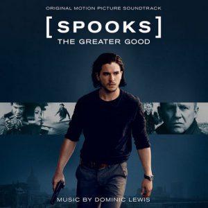 آلبوم موسیقی فیلم Spooks The Greater Good اثری از Dominic Lewis