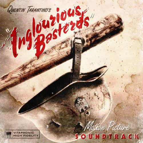 آلبوم موسیقی فیلم Inglourious Basterds اثری از Ennio Morricone & VA