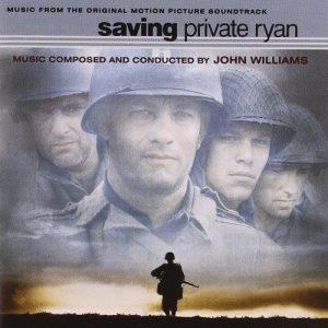 آلبوم موسیقی فیلم Saving Private Ryan اثری از John Williams