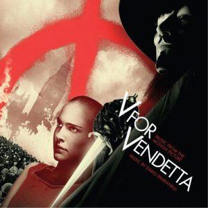 آلبوم موسیقی فیلم V For Vendetta اثری از Dario Marianelli