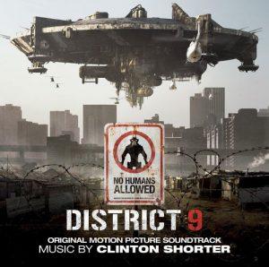 آلبوم موسیقی فیلم District 9 اثری از Clinton Shorter