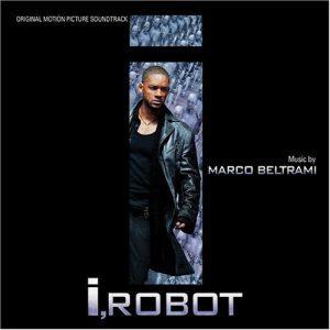 آلبوم موسیقی فیلم I, Robot اثری از Marco Beltrami