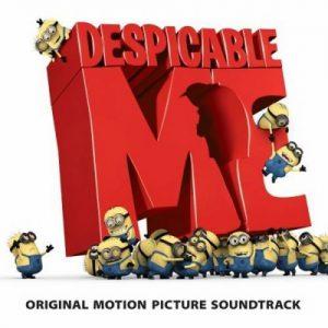 آلبوم موسیقی فیلم Despicable Me اثری از هنرمندان مختلف