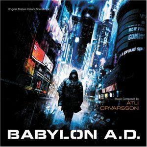 آلبوم موسیقی فیلم Babylon A.D. اثری از Atli Orvarsson