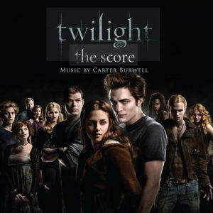 آلبوم موسیقی فیلم Twilight اثری از Carter Burwell