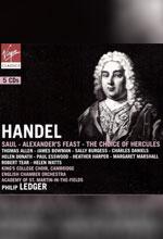 هندل – اجراهای سول – جشن اسکندر – انتخاب هرکول (Handel)
