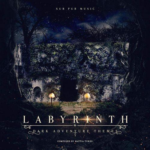 آلبوم تریلر موسیقی Labyrinth اثری از گروه Sub Pub Music