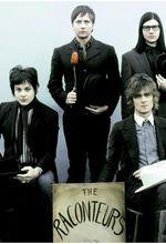 فول آلبوم گروه راکانترز (The Raconteurs)