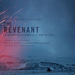 آلبوم موسیقی فیلم The Revenant اثری از Ryuichi Sakamoto, Alva Noto & Bryce Dessner