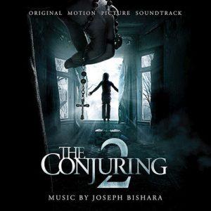 آلبوم موسیقی فیلم Conjuring 2 اثری از Joseph Bishara