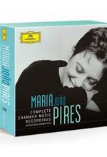 ماریا ژوائو پیرس – ضبط های کامل موسیقی مجلسی در دویچه گرامافون (Maria Joao Pires)