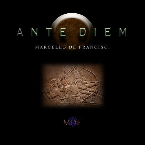 آلبوم موسیقی تریلر Ante Diem اثری از Marcello De Francisci