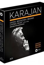 کارایان – موسیقی کرال 1972 – 1976 (Karajan – Choral Music)
