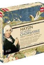 مجموعه هایدن – آثار بزرگ کرال (Haydn – Die Grossen Chorwerke)