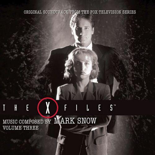 آلبوم موسیقی فیلم The X Files Volume Three اثری از Mark Snow