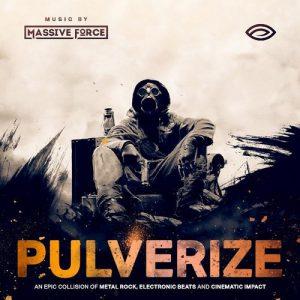 آلبوم موسیقی حماسی Pulverize اثری از Songs To Your Eyes